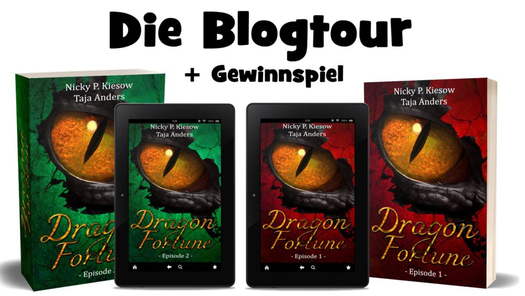 ✯Books&Tea✯ Dragon Fortune Blogtour I